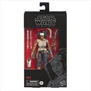 Star Wars The Rise of Skywalker Black Series Wave 34 Jana Action Figure | Merchandise