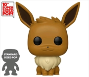 "Pokemon - Eevee US Exclusive 10"" Pop! Vinyl [RS] 