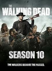 Walking Dead - Season 10   DVD