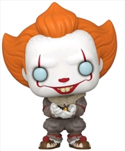 It ch2 - Pennywise with Glow Bug US Exclusive Pop! Vinyl [RS] | Pop Vinyl