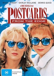 Postcards From The Edge | DVD