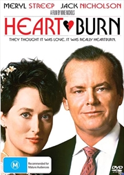 Heartburn | DVD