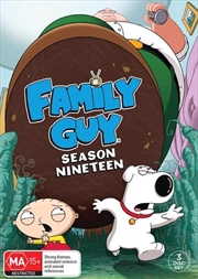 Family Guy - Season 19 | DVD