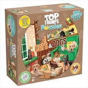 Cats And Dogs Puzzle | Merchandise