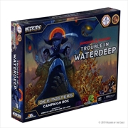 Dice Masters - Dungeons & Dragons Trouble in Waterdeep Campaign Box | Merchandise