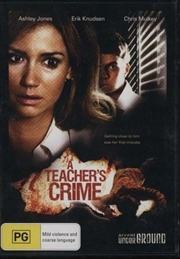 A Teacher's Crime | DVD