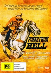 Posse From Hell   DVD