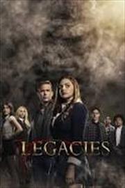 Legacies - Season 2 | DVD