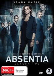 Absentia - Season 2 | DVD