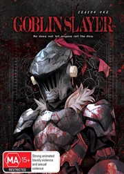 Goblin Slayer - Season 1 | Blu-ray + DVD | Blu-ray/DVD