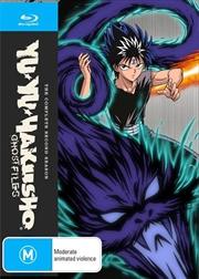 Yu Yu Hakusho - Season 2 - Eps 29-56 | Steelbook | Blu-ray