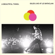 A Beautiful Thing - Idles Live at Le Bataclan - Limited Edition Clear Neon Pink Vinyl   Vinyl
