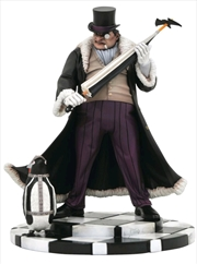 Batman - Penguin Comic Gallery PVC Statue | Merchandise