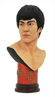Bruce Lee - Legends in 3D 1:2 Scale Bust | Merchandise