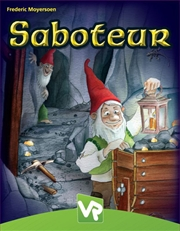 Saboteur Card Game | Merchandise