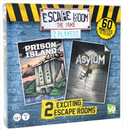 Escape Room the Game 2 Players | Merchandise