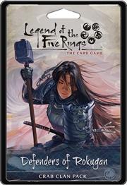 Legend of the Five Rings LCG Defenders of Rokugan | Merchandise