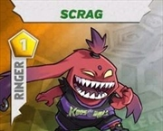 Kaos Ball Ringers: Scrag | Merchandise