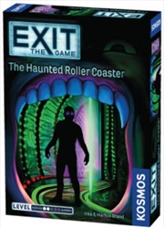 Exit the Game the Haunted Rollercoaster | Merchandise