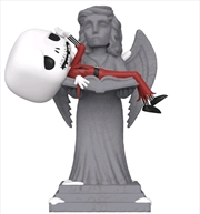 Nightmare Before Christmas - Jack on Angel Statue Movie Moment Pop! Vinyl [RS] | Pop Vinyl