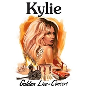 Golden - Live In Concert | CD/DVD