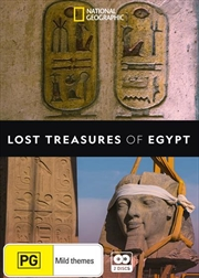 Lost Treasures Of Egypt | DVD