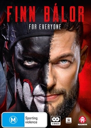 WWE - Finn Balor - For Everyone | DVD