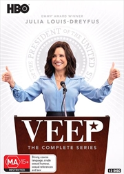 Veep - Season 1-7 | Complete Collection | DVD