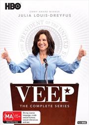 Veep - Season 1-7 | Complete Collection | DVD
