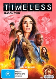 Timeless - Season 2 | DVD