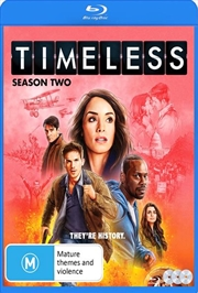 Timeless - Season 2 | Blu-ray