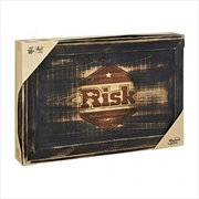 Risk Rustic Series Board Game | Merchandise