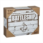 Battleship: Rustic Series Edition Board Game | Merchandise