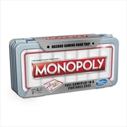 Road Trip Monopoly Edition Board Game | Merchandise