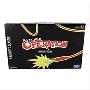 Parody Botched Operation | Merchandise