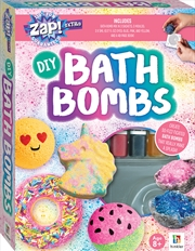 Zap! Extra DIY Bath Bombs | Merchandise