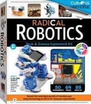 Curious Universe Science Kit: Radical Robotics | Merchandise