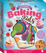 Ultimate Baking for Kids Kit | Merchandise