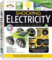 Curious Universe Science: Shocking Electricity Box Set | Merchandise