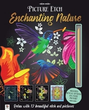 Picture Etch: Enchanting Nature | Merchandise