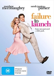 Failure To Launch | DVD