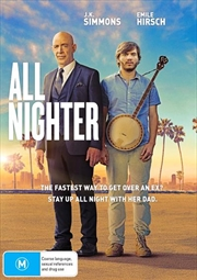 All Nighter | DVD