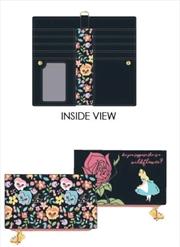 Alice in Wonderland - Flowers Purse | Apparel