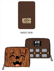 Star Wars - Chewbacca Faux Fur Purse | Apparel
