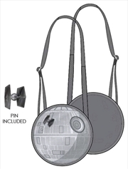 Star Wars - Death Star Pin Collector Bag with Pin | Apparel
