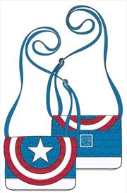Captain America - Captain America Crossbody Bag   Apparel