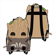 Guardians of the Galaxy - Groot and Rocket Backpack | Apparel
