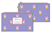 Mickey Mouse - Daisy Duck Face Print Purse | Apparel