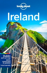 Lonely Planet Travel Guide : Ireland - 14th Edition | Paperback Book