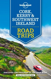 Lonely Planet Cork, Kerry & Southwest Ireland Road Trips Travel Guide | Paperback Book